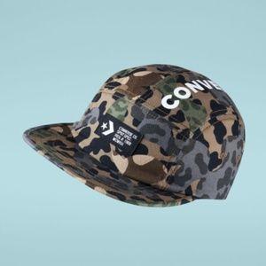 Converse Mens One Star SpecCamp Cap 5-Panel HAT